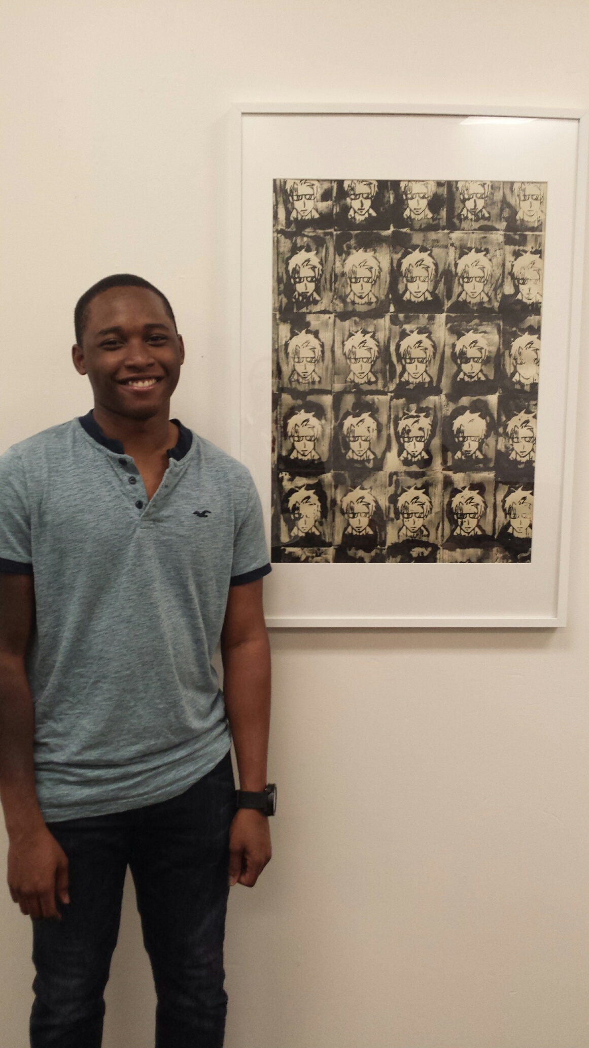 Block Print Exhibit