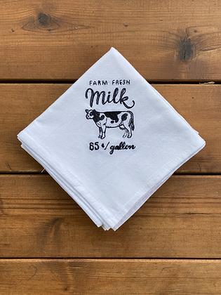 Cow - Flour Sack Towel