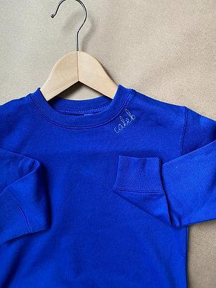 Kids + Youth Handstitched Crewneck Sweatshirt