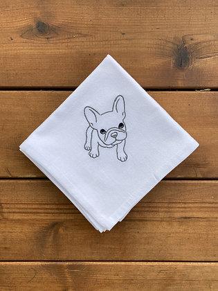 Frenchie - Flour Sack Towel