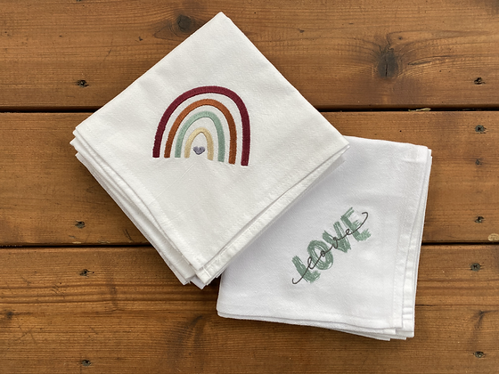 Love Set - Flour Sack Towel