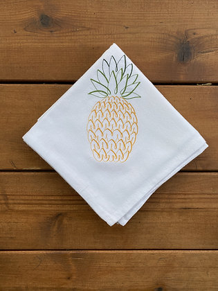 Pineapple - Flour Sack Towel