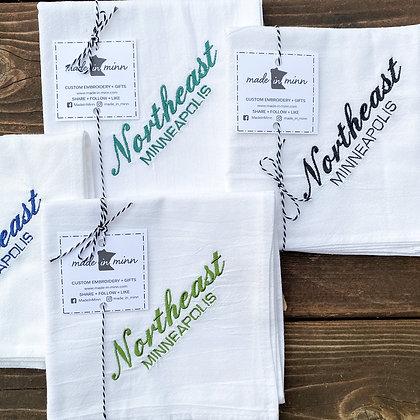 NE Minneapolis Flour Sack Towel