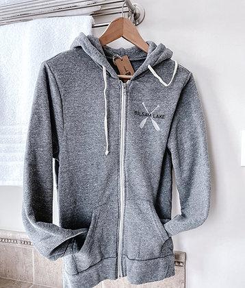 Custom Zip-up Sweatshirt