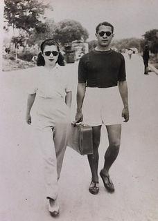 סבא וסבתא שלי בחופשה