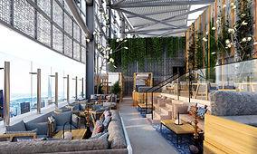 KeyConcept: Burjuman Rooftop Lounge