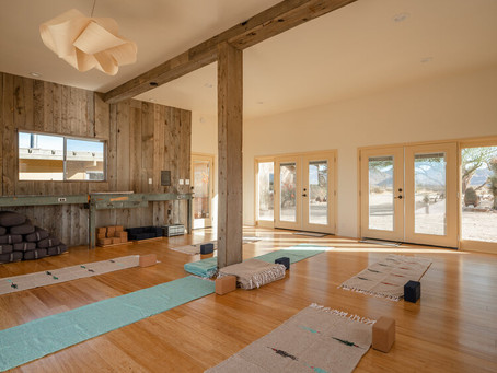 Tips for Setting Up Your Home Yoga Practice