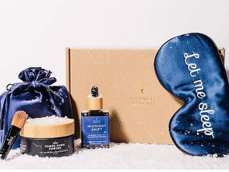 7 Things Your Skin Does While You Sleep by Moonlit Skincare