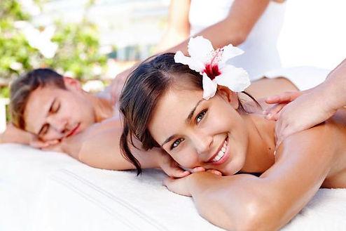 Couple Massage at Aura Heritage Spa