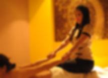 Thai massage at Aura Heritage Spa