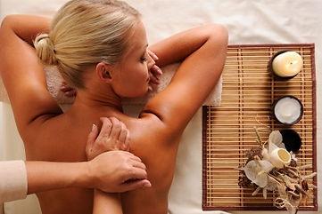 Classic Swedish massage at Aura Heritage Spa