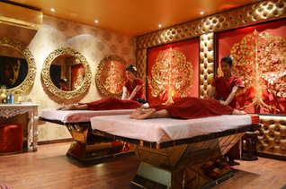 Aura Heritage Spa Couple Massage
