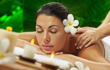 Balinese massage at Aura Heritage Spa