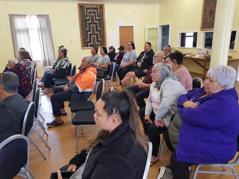 Whanau hui 7 Nov 2020 a
