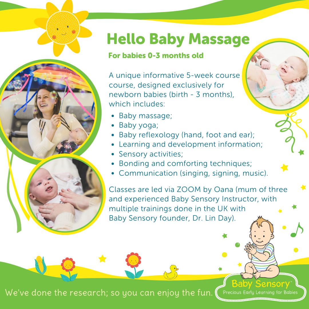 Baby Massage Description