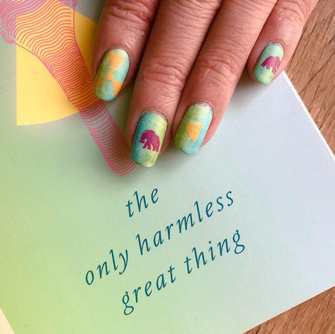 the only harmless great thing by Bo Bolander