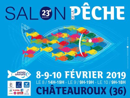Salon de la pêche ''Chateauroux'
