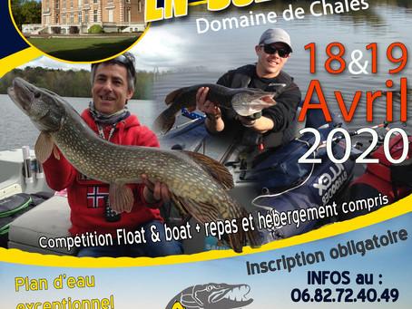 8ème Open Sologne - 18 & 19 avril 2020