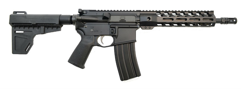 "Palmetto State Armory 10.5"" 5.56 AR-15 Pistol"
