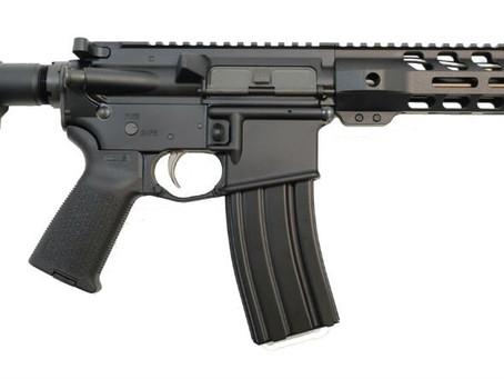 "Slow Mo: Palmetto State Armory 10.5"" 5.56 AR-15 Pistol"