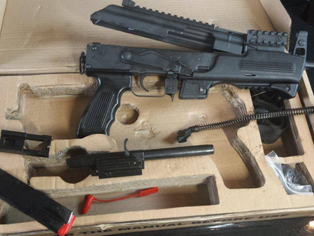 Chiappa PAK-9 9mm AK Pistol Review and Shooting