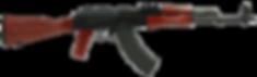 Palmetto State Armory PSAK-47 Liberty GB2 Classic Red Rifle