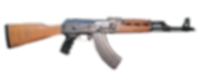 IntoWeapons O-PAP M70 AK-47 7.62x39 Rifle made by Century Arms.