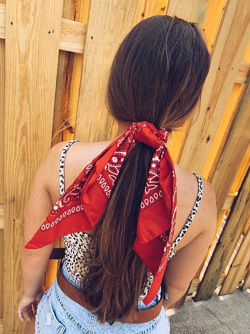 Bandana Hair Scarf
