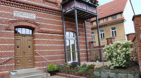 Kirchplatz 3 Hofansicht
