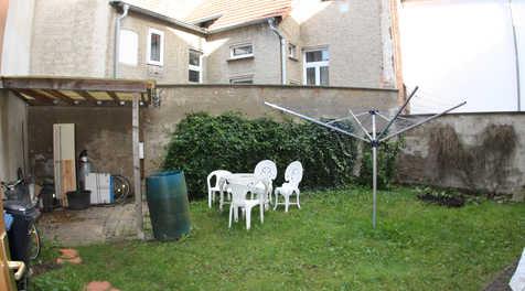 Domstraße 12 Hinteransicht