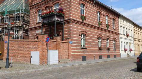 Kirchplatz 3 Vorderansicht