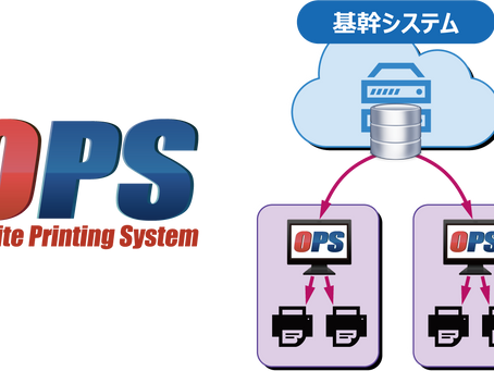 出荷現場業務向け、基幹システムで作成したデータを出荷業点で印刷する「出荷現場印刷支援システム:OPS(伝票スター)」販売開始