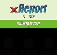 xReportサーバ版(管理機能付き).png