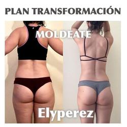 Remodelar un cuerpo lleva constancia esfuerzo y dedicación._No hay atajos, ni píldoras mágicas, el ú