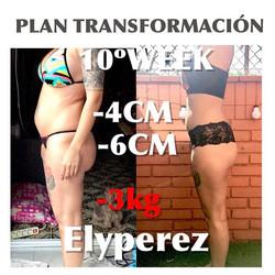 ✔️reducción del perímetro abdominal ✔️mejora de la composición corporal ✔️Perdida de celulitis ✔️mus
