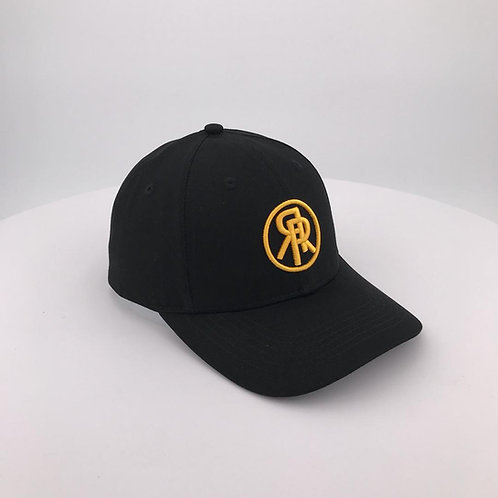 Silk lined Snapback - Golden Yellow