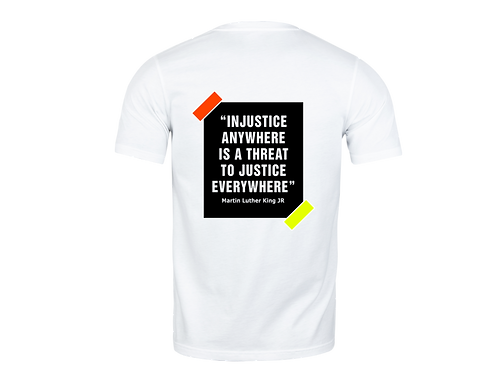 Injustice T shirt White