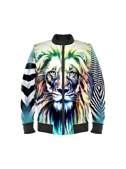 Lion Bomer Jacket