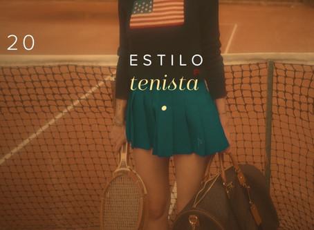Minha história com o tênis.