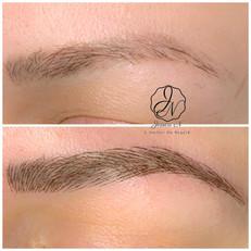 Maquillagement permanent Sourcils