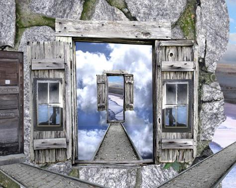 Door in the Rocks