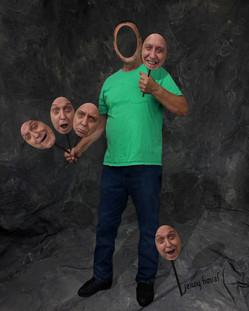 I have many faces