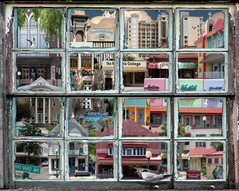 Cocoa Village window 2