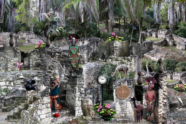 Winding the Mayan Calendar
