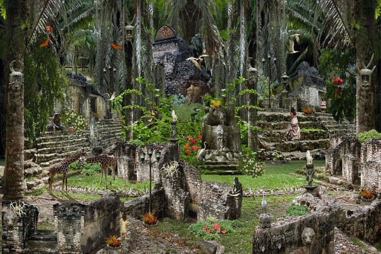 Royal Court of the Maya