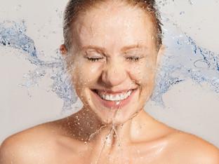 100 times face splash