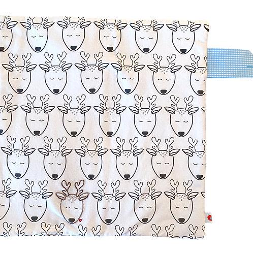 Deer Lovie Blanket