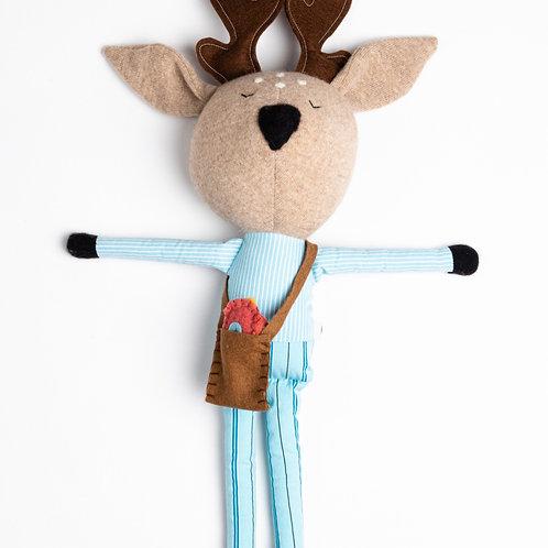 Deer Stuffie