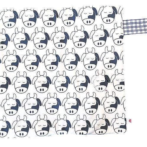 Cow Lovie Blanket