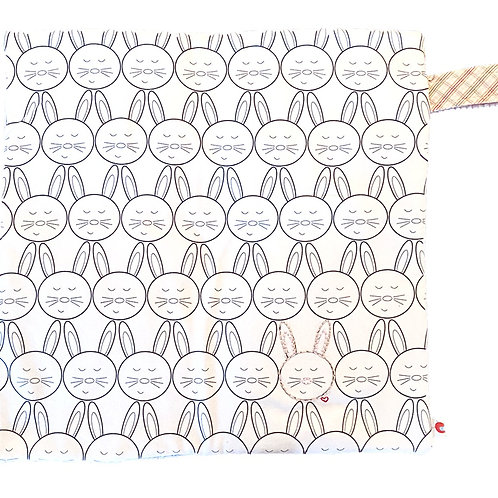 Bunny Lovie Blanket